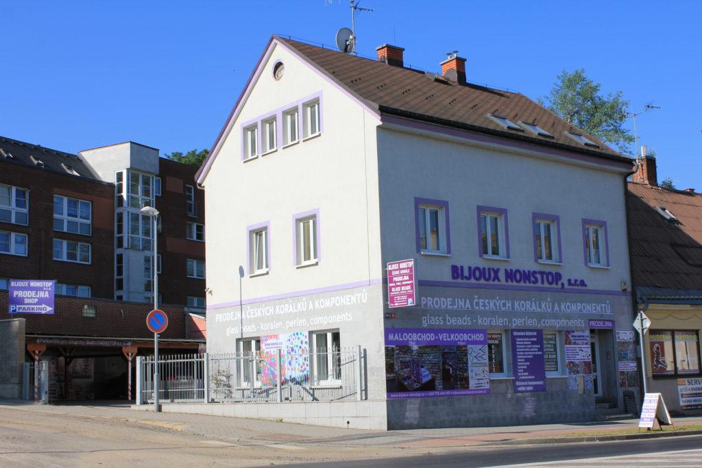 sídlo prodejny